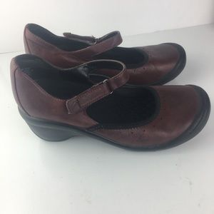 Privo! By Clark's Women's Leather Mary Janes